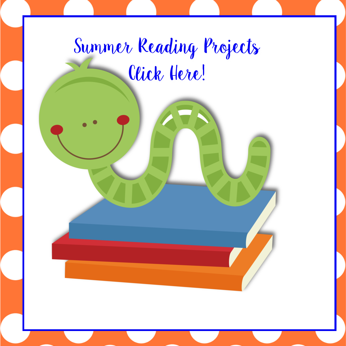 clipart of summer reading - photo #35